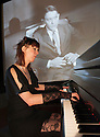 Jane Gardner, who was commissioned to write the score for, and play live during the showing of the film The Goose Woman at the Hippordrome Festival of Silent   Cinema 2013.