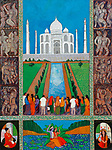 Taj Mahal<br />