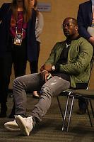 Super Bowl MVP LB Von Miller (Denver Broncos) - Super Bowl 50 MVP Pressekonferenz