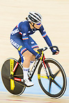 Roxane Fournier of France competes on the Women's Omnium Points Race 4/4  during the 2017 UCI Track Cycling World Championships on 14 April 2017, in Hong Kong Velodrome, Hong Kong, China. Photo by Chris Wong / Power Sport Images