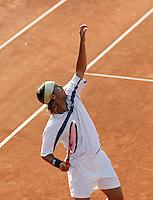 12-7-06,Scheveningen, Siemens Open, second round match, Checa-Calvo