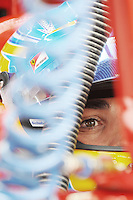 Ferrari Spanish Driver Fernando Alonso.24/03/2012 Grand Prix Malesia, Sepang , Essais..Foto Insidefoto  /Bernard Asset / Panoramic.ITALY ONLY..