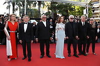 70th Anniversary Red Carpet Arrivals - The 70th Annual Cannes Film Festival<br /> CANNES, FRANCE - MAY 23: Jane Campion, David Lynch, Isabelle Huppert, Pedro Almodovar, George Miller, Catherine Deneuve and Roman Polanski attend the 70th Anniversary of the 70th annual Cannes Film Festival at Palais des Festivals on May 23, 2017 in Cannes, France