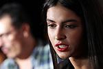 Lucia Rivera attends Ara Malikian, Una Vida Entre Las Cuerdas Madrid Premiere on October 23, 2019 in Madrid, Spain.(ALTERPHOTOS/ItahisaHernandez)