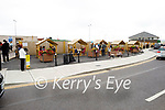 The existing outdoor pods on Strand St, Dingle