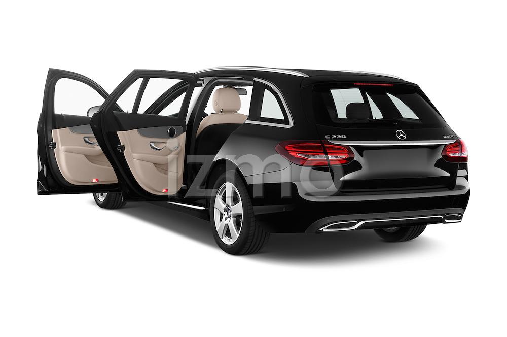 Car images of a 2014 Mercedes Benz C-CLASS Avantgarde 5 Door Wagon 2WD Doors