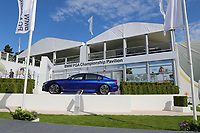 Wentworth BMW Championship pavilion during the BMW PGA Golf Championship at Wentworth Golf Course, Wentworth Drive, Virginia Water, England on 27 May 2017. Photo by Steve McCarthy/PRiME Media Images.