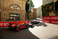 5th June 2021;   33 Max Verstappen NED, Red Bull Racing, F1 Grand Prix of Azerbaijan at Baku City Circuit