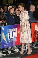 "Hari Nef<br /> arriving for the London Film Festival screening of ""Assassination Nation"" at the Cineworld Leicester Square, London<br /> <br /> ©Ash Knotek  D3450  19/10/2018"