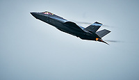 F-35 Joint Strike Fighter war plane<br /> , 2019<br /> <br /> PHOTO :  Pierre Tran - AQP
