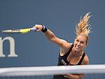 Dominika Cibulkova (SVK) defeats Ana Ivanovic 6-3, 3-6, 6-3