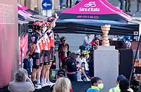 Team Lotto-Soudal<br /> <br /> 104th Giro d'Italia 2021 (2.UWT)<br /> Stage 12 from Siena to Bagno di Romagna (212km)<br /> <br /> ©kramon