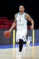 06-03-2021: Basketbal: Donar Groningen v ZZ Feyenoord: Groningen Donar speler Davonte Lacy