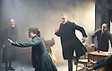 The Crucible by Arthur Miller, directed by Yael Farber. With   Jack Ellis as Deputy Governor Danforth.Opens at The Old Vic Theatre  on 3/7/14  pic Geraint Lewis