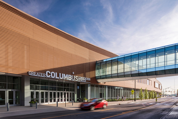 Greater Columbus Convention Center Addition Expansion & Renovation Greater Columbus Convention Center Expansion & Renovation | Schooley Caldwell Associates, Corna Kokosing, Elford Construction