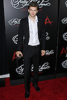HOLLYWOOD, LOS ANGELES, CA, USA - MAY 31: Keegan Allen at the 'Pretty Little Liars' 100th Episode Celebration held at W Hotel Hollywood on May 31, 2014 in Hollywood, Los Angeles, California, United States. (Photo by Xavier Collin/Celebrity Monitor)