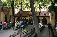 Bierlokal U Fleku, Prag, Tschechien, Unesco-Weltkulturerbe