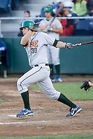 June 25, 2008: The Boise Hawks' Rebel Ridling at-bat against the Everett AquaSox during a Northwest League game at Everett Memorial Stadium in Everett, Washington.