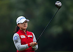 Yoo Lim Choi of Korea in action during the Hyundai China Ladies Open 2014 on December 12 2014, in Shenzhen, China. Photo by Xaume Olleros / Power Sport Images