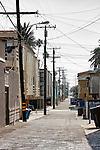 Beach Town Alley, Seal Beach, CA