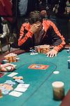 Senovio Ramirez III comtemplates a move, but folds.