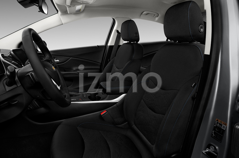 Front seat view of 2018 Chevrolet Volt LT 5 Door Hatchback Front Seat  car photos