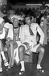 PAOLETTA CHIAIA<br /> FESTA PER I 30 ANNI DI HELMUT BERGER JACKIE O' ROMA 1974