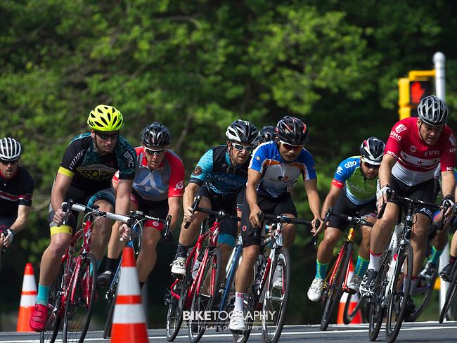 OLYMPUS DIGITAL CAMERA The 2017 Tour de Tysons Men's Cat 4-5 Bicycle Race held in Tysons Corner, VA on July 22, 2017.