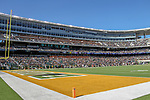 Mclane Stadium in action during the game between the TCU Horned Frogs and the Baylor Bears at the McLane Stadium in Waco, Texas.