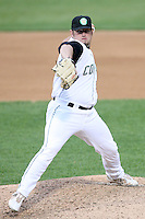 June 6, 2009: Trey Barham (11) of the Kane County Cougars at Elfstrom Stadium in Geneva, IL..  Photo by: Chris Proctor/Four Seam Images