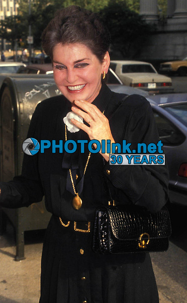 Leona Helmsley 1990s<br /> Photo by Adam Scull/PHOTOlink