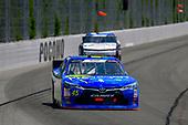 #45: Josh Bilicki, J.P. Motorsports, Toyota Camry Prevagen