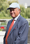4 July 2010: Trainer of  INFORMED DECISION,  Johathan E. Sheppard, in the winner's circle after winning the 22nd running of the G3 Chicago Handicap at Arlington Park in Arlington Heights, Illinois.