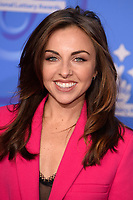Louisa Lytton<br /> celebrating the inspirational winners in this year's National Lottery Awards, the search for the UK's favourite National Lottery-funded projects.  The glittering National Lottery Awards show, hosted by Ore Oduba, is on BBC One at 10.45pm on Wednesday 26th September.<br /> <br /> ©Ash Knotek  D3434  21/09/2018