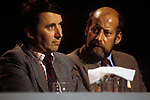 Liberal Party Conference Blackpool 1980 David Steel M.P. Clement Freud MP 1980s UK