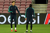 Tottenham Hotspur Training 10-12-18