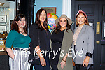 Tricia Creedon and Rachel Guerin Millstreet celebrated their birthdays with their friends in Killarney on Saturday night l-r: Sarah Meaney, Tricia Creedon and Rachel Guerin  and Orla O'Connor