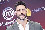 Jaime Nava attends to presentation of 'Master Chef Celebrity' during FestVal in Vitoria, Spain. September 06, 2018. (ALTERPHOTOS/Borja B.Hojas)
