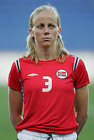 MAR 13, 2006: Faro, Portugal:  Gunhild Folstad