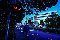 Murphy Street in Thorndon at 6.30am, Wednesday as New Zealand (outside of Auckland) switches down to Level 3 lockdown for the COVID-19 pandemic in Wellington, New Zealand on Wednesday, 1 September 2021.