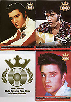BNPS.co.uk (01202 558833)<br /> Pic: OmegaAuctions/BNPS<br /> <br /> Pictured: Fan Club membership magazine.<br /> <br /> One of the world's most renowned Elvis Presley fan clubs is expected to sell for a staggering £100,000.<br /> <br /> The Official Elvis Presley Fan Club of Great Britain was established in London in 1957 and has a membership of almost 5,000 people over 60 years on.<br /> <br /> The current president, Todd Slaughter, bought it in 1967 after working as a journalist on music magazines.