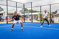 Den Bosch, Netherlands, 17 June, 2017, Tennis, Ricoh Open,  Padel<br /> Photo: Henk Koster/tennisimages.com