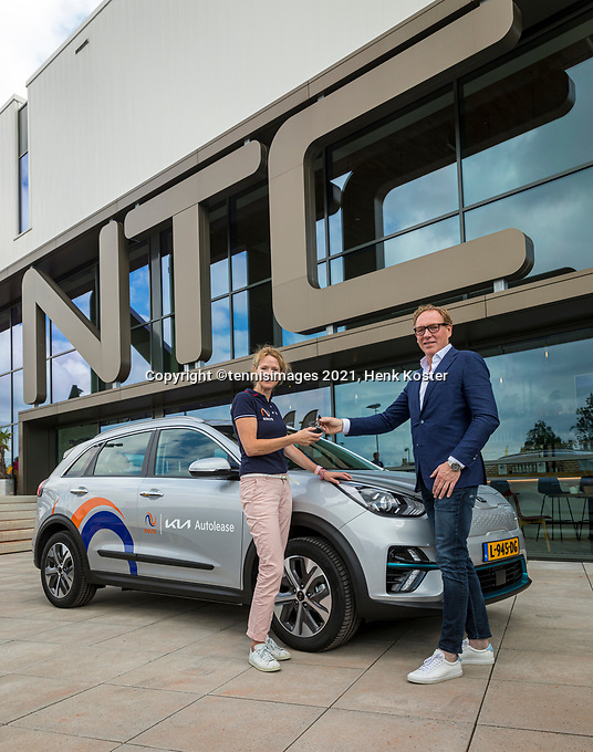 Amstelveen, Netherlands, 7 Juli, 2021, National Tennis Center, NTC, Amstelveen Womans Open, <br /> Photo: Henk Koster/tennisimages.com
