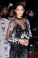 Frankie Bridge<br /> at the Pride of Britain Awards 2016, Grosvenor House Hotel, London.<br /> <br /> <br /> ©Ash Knotek  D3191  31/10/2016