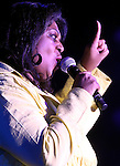 Blues singer Claudette King performs at Harrah's Reno on Sunday night, Nov. 6, 2011, in Reno, Nev..Photo by Cathleen Allison.