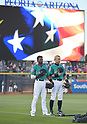 MLB: Ichiro: Seattle Mariners spring training game