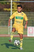 SCT MENEN :<br /> Yacine Bougrissi<br /> <br /> Foto VDB / Bart Vandenbroucke