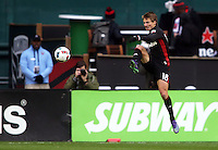 Washington, D.C. - Sunday, March 20, 2016: The Colorado Rapids tied D.C United 1-1 in a MLS match at RFK Stadium.