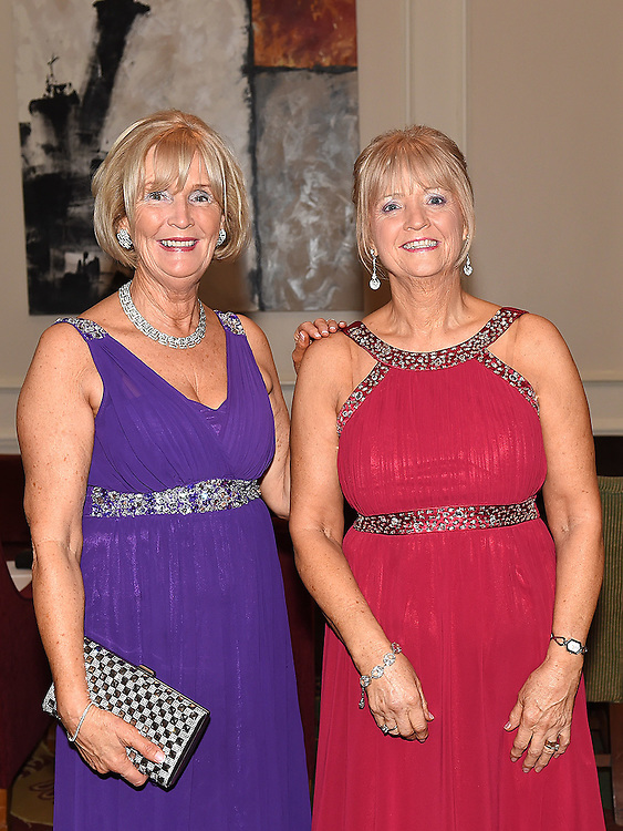 Anne Moonan and Mary Martin pictured at the Ardee Traders Awards night in the Nuremore hotel Carrickmacross. Photo:Colin Bell/pressphotos.ie