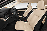 Front seat view of a 2015 Lexus CT Executive 5 Door Hatchback 2WD Front Seat car photos